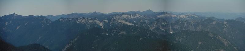North Peaks Pano