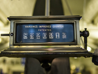 Harding's Improved Counter (patented)