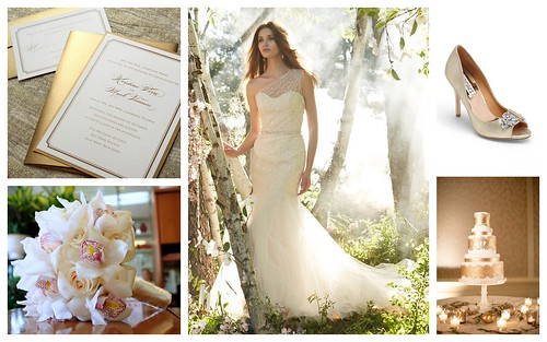 {Glam Details} Bridal Style by Nina Renee Designs
