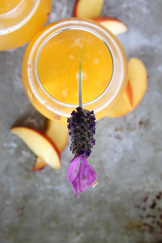 Nectarine Sangria