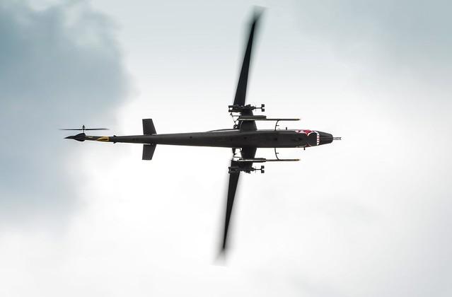Olympic Flight Museum AH-1S COBRA