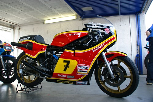 Suzuki RG500 1977 (Philippe Coulon)