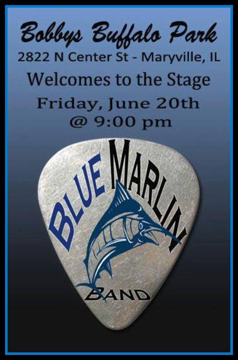 Blue Marlin 6-20-14