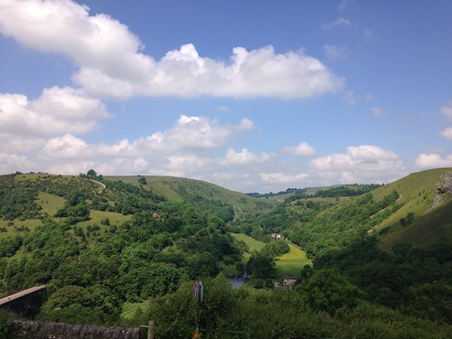 Monsal Head Valley