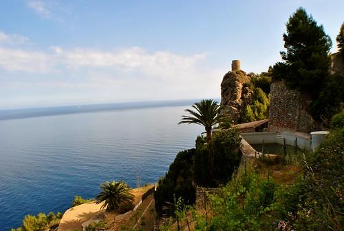 Port de Sa Pedra de S'Ases (Banyalbufar)