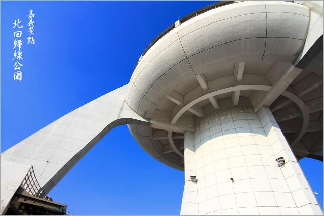 【嘉義景點】北回歸線太陽館《13遊記》