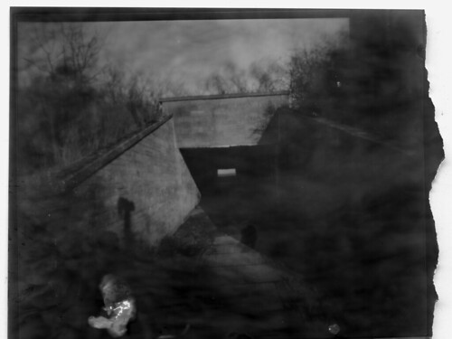Old Pinhole Contact Prints