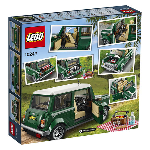 LEGO 10242 MINI Cooper box2