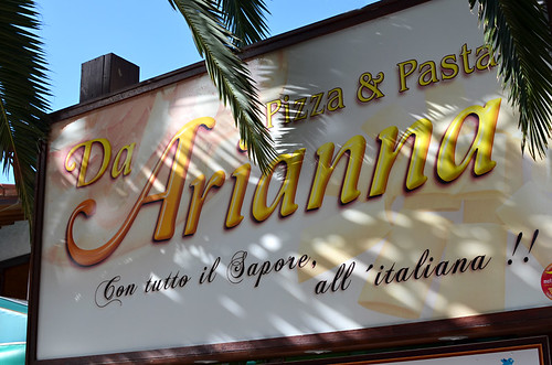Da Arianna Pizza and Pasta
