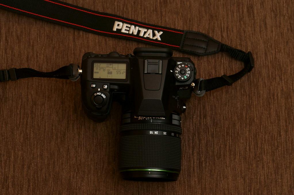 第一次入手PENTAX就直上K-3
