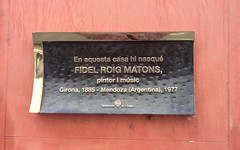 Photo of Brass plaque № 31129