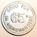 Trade Token 65 cents