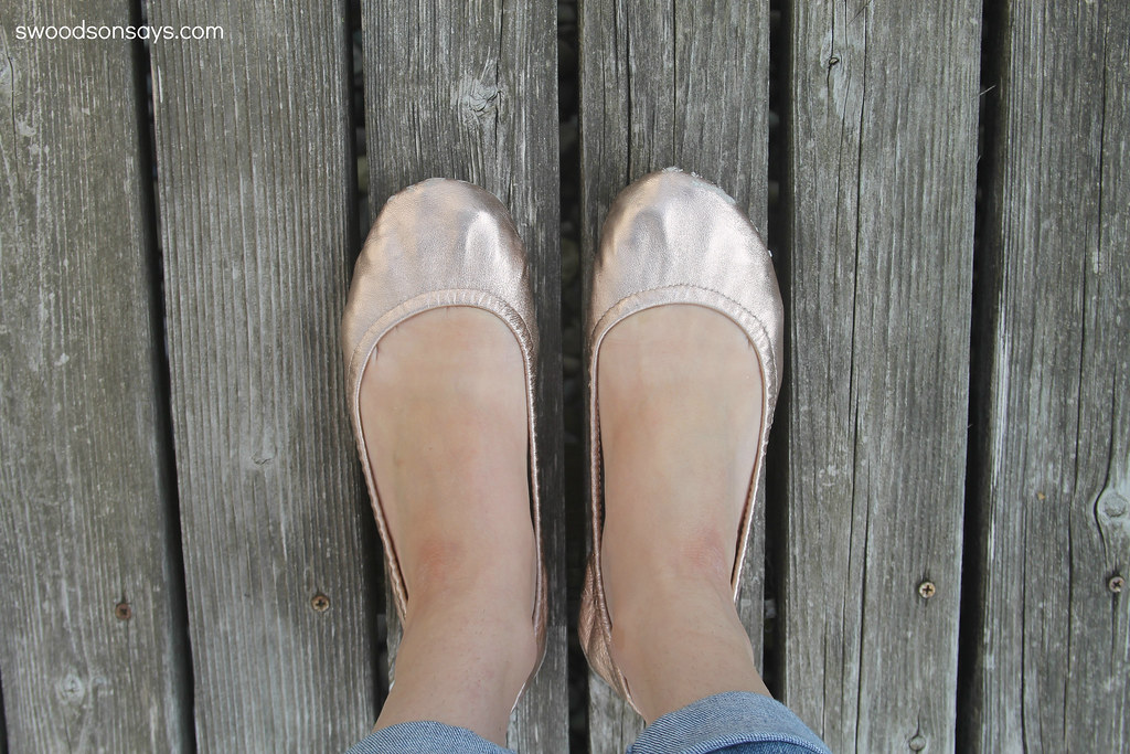 how not to dye leather ballet flats swoodson says