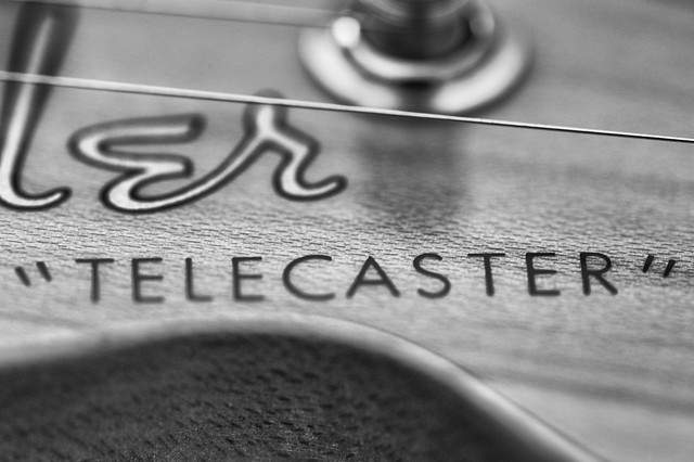 Photo:Fender Telecaster By keith ellwood