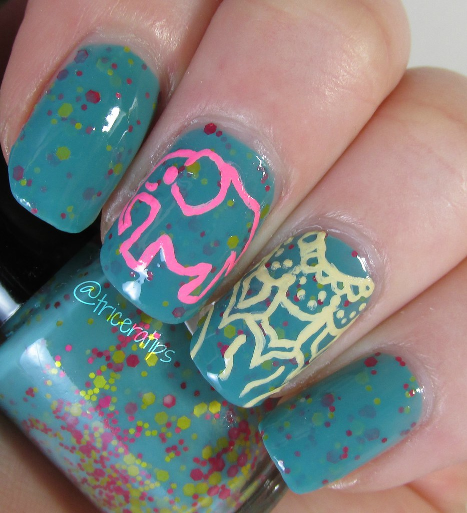 Pink Elephants and Lemonade