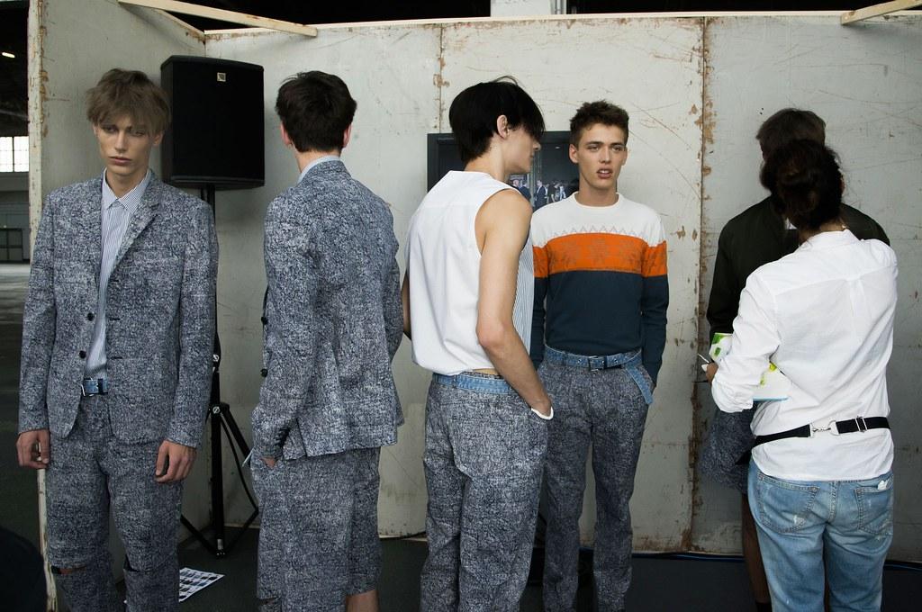 SS15 Paris Krisvanassche240_Marc Schulze, Karl Nalpas, Timur Simakov, Billy Vandendooren(fashionising.com)