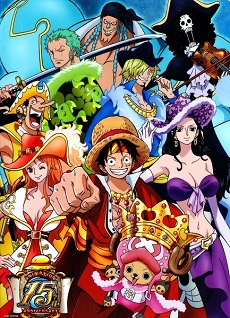 One Piece - Đảo Hải Tặc 1999 Poster