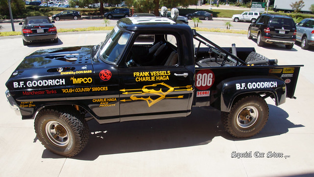 1976 Ford F-100 Off-Road Race Truck