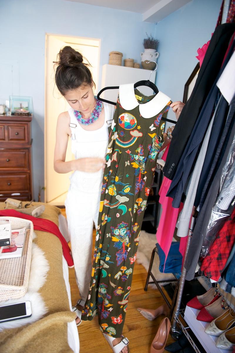 vintage sixties dress