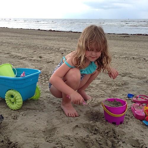 197:365 Beach time!
