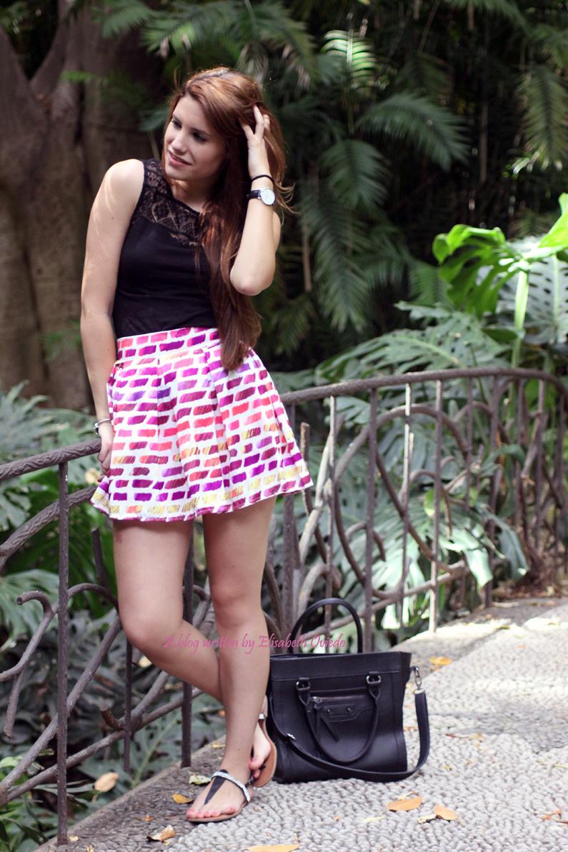 falda-rosa-Oasap-y-top-negro-HEELSANDROSES-(6)