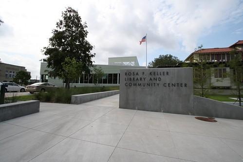 Rosa Keller Library | Broadmoor | New Orleans LA