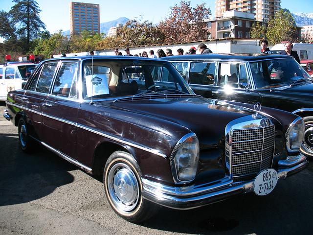 280 (W108) - Mercedes-Benz