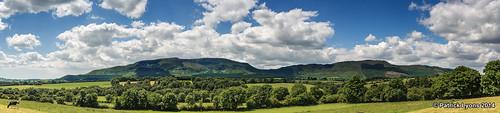 Comeragh Mountains_Panorama