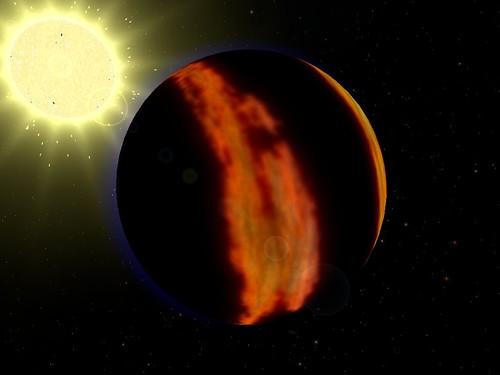 Weird  Planets 51 Pegasi b