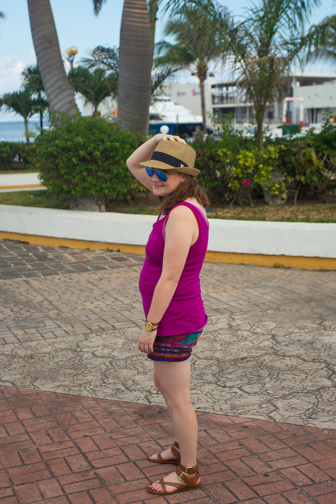 Cozumel Travel Fashion