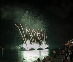 Festival vatrometa Opatija / Opatija Fireworks Festival 2014