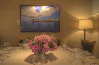 88 dining room  Ram Island