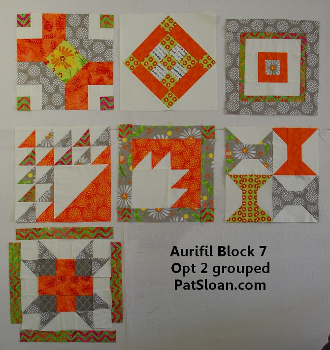 Pat Sloan 2014 aurifil jan to june opt 2 b