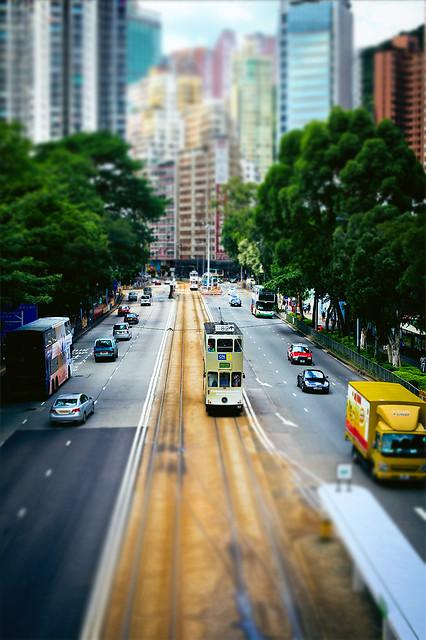 HongKong Tramway
