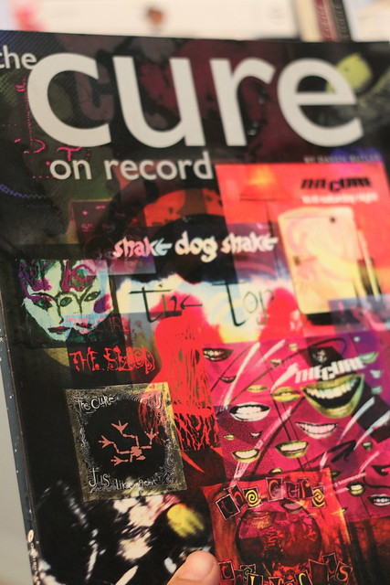 The Cure on Record