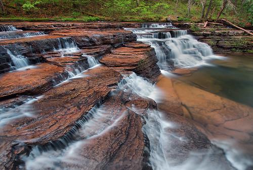 waterfall westvirginia almostheaven campcreekstatepark campbellfalls westvirginiastatepark westvirginiawaterfall southernwestvirgnia