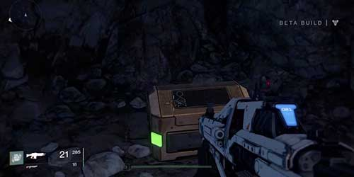 Destiny - Gold Loot Chest Locations Guide