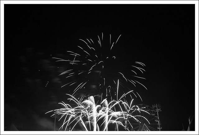 4th of July In Webster Groves 2014 33 BW