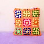 DIY Crochet Pillow