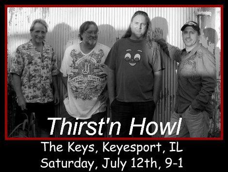 Thirst'n Howl 7-12-14
