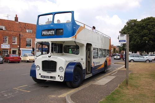 Stagecoach FLF Tour 02/08/14 p1 (c) Colin Apps