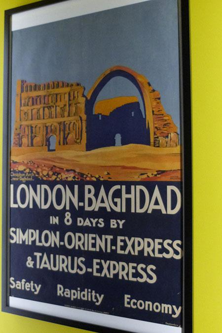 london Bagdad