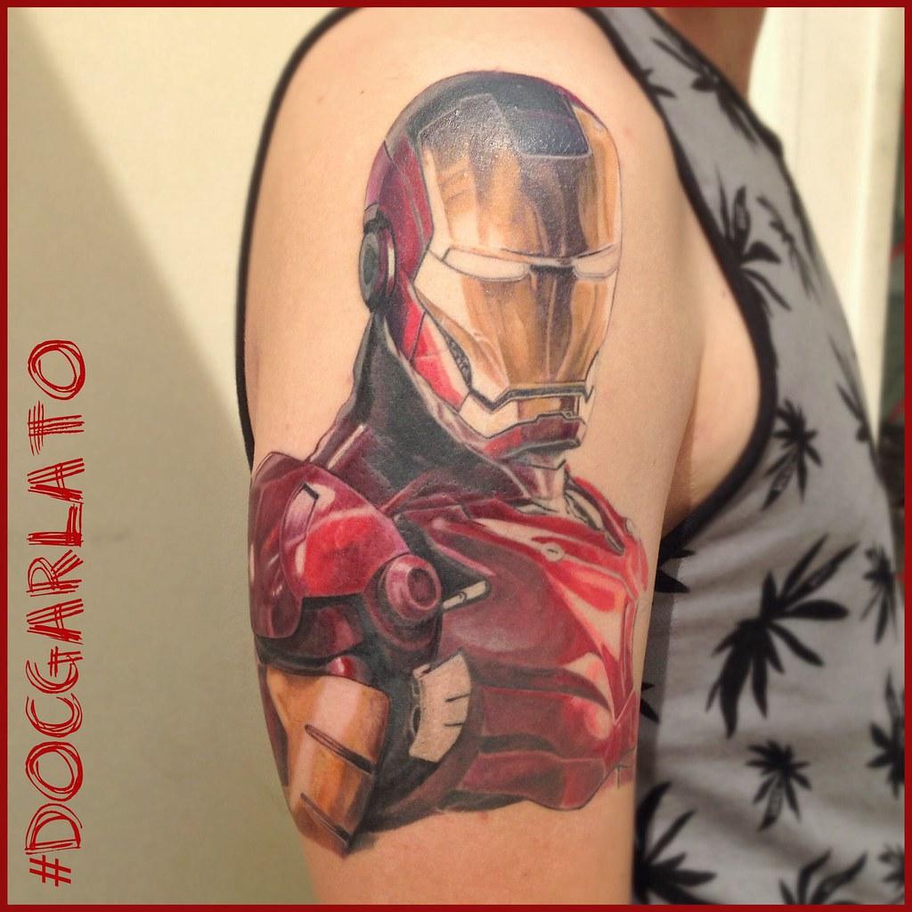 Doc garlato tattoo 39 s most interesting flickr photos picssr for Working man tattoo