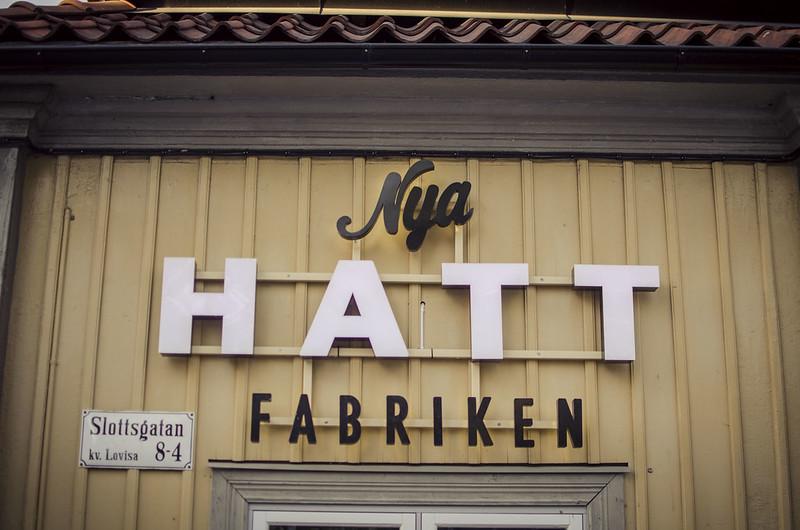 Hattfabriken
