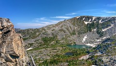 McCormick Lake, Selkirk Mtns, Idaho