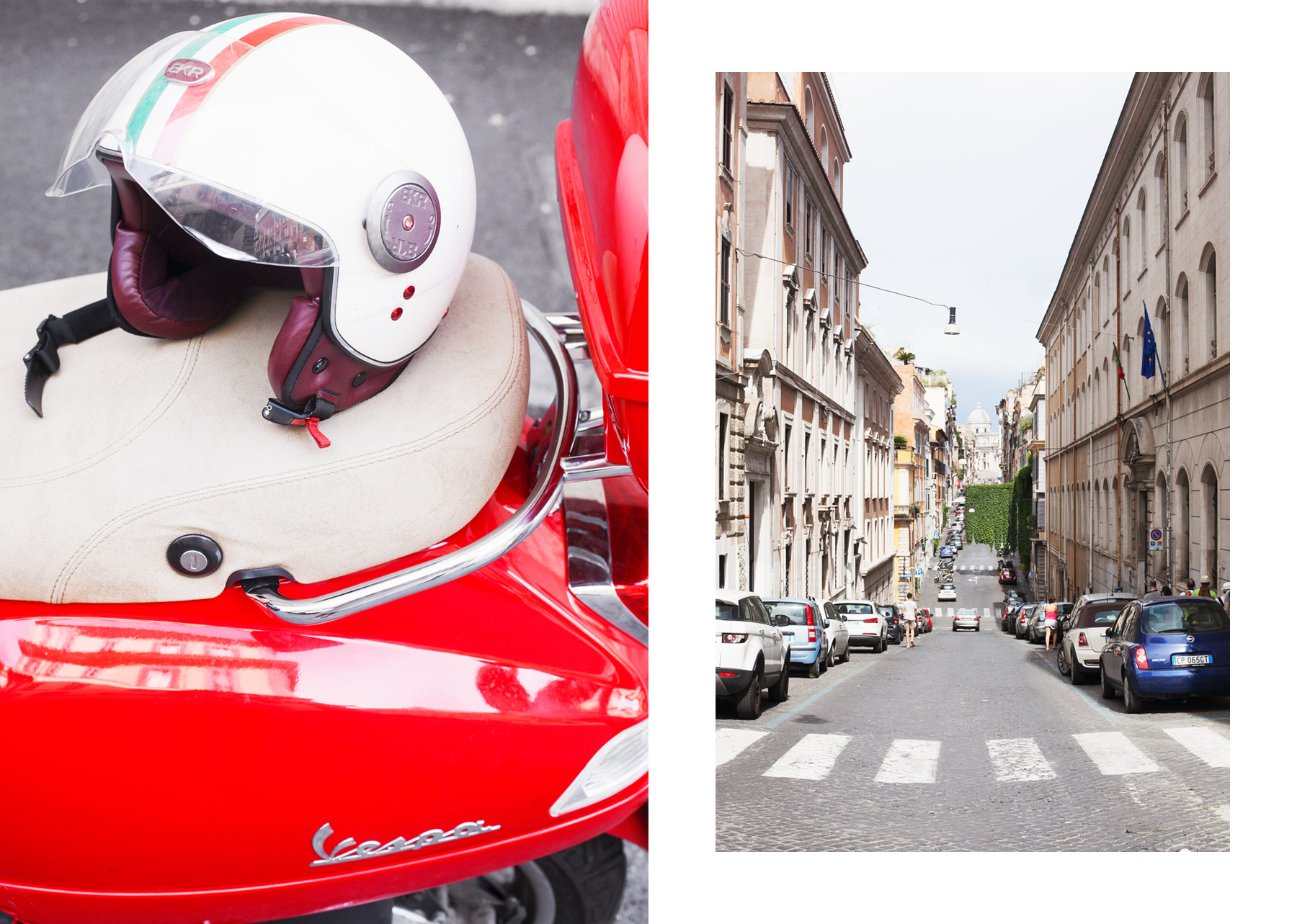 Rome by Carin Olsson (Paris in Four Months)