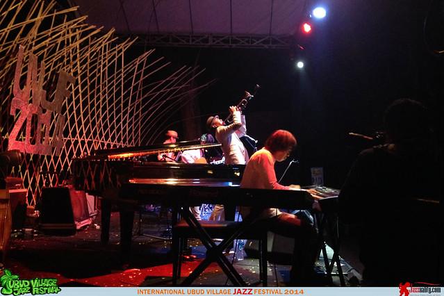 Ubud Village Jazz Festival 2014 - Jiwa Band (5)