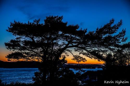 sunset nature natur sunsets solnedganger solnedgangar