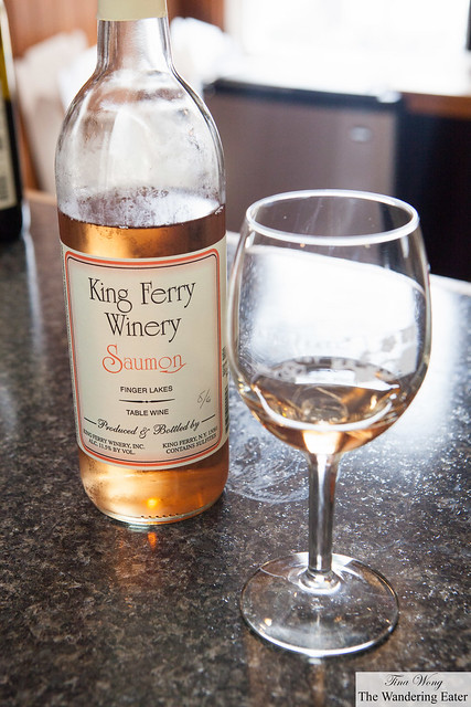King Kerry Winery Saumon