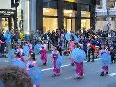 Chinese New Year Parade - San Francisco, CA